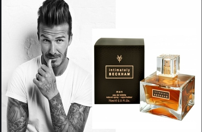 David Beckham Intimately Beckham