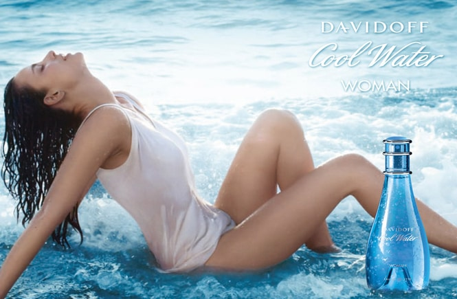 Resenha do perfume feminino Davidoff Cool Water