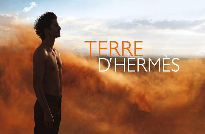 Resenha do perfume masculino Hermes Terre D'Hermes