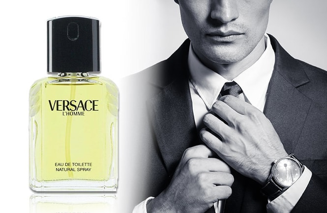 Resenha do perfume masculino Versace L' Homme