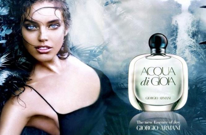 Resenha do perfume feminino Acqua Di Gio da Giorgio Armani