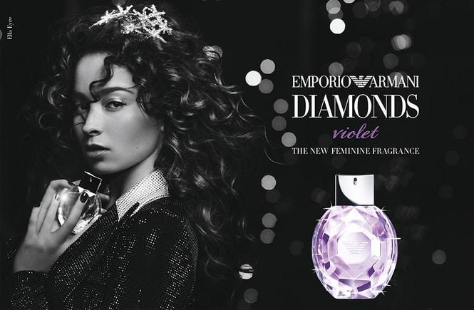 Resenha do perfume feminino Emporio Armani Diamonds Violet