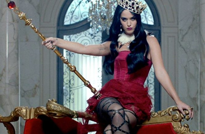 Resenha do perfume feminino Killer Queen da Katy Perry