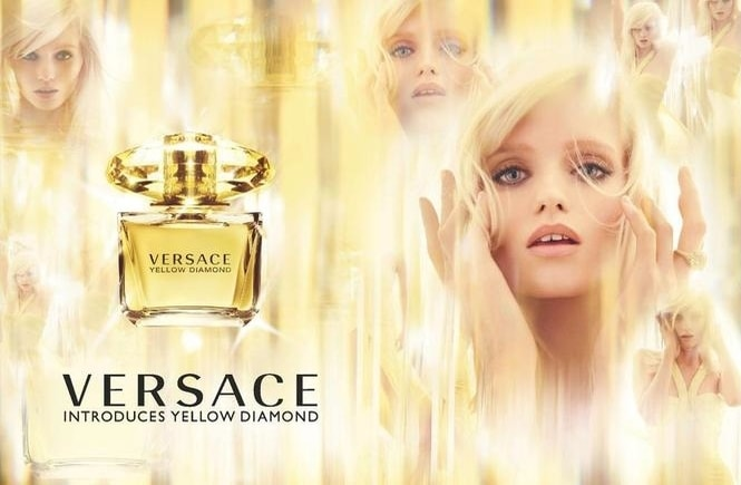 Resenha do perfume feminino Versace Yellow Diamond