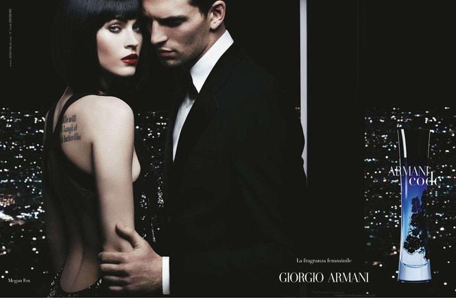 Resenha do perfume feminino Code da Armani