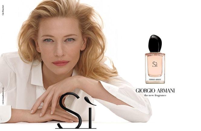 Resenha do perfume feminino Si da Giorgio Armani