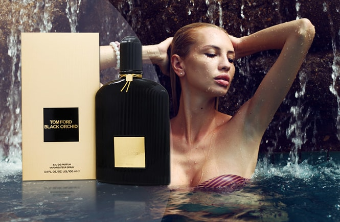 Resenha do perfume feminino Black Orchid da Tom Ford
