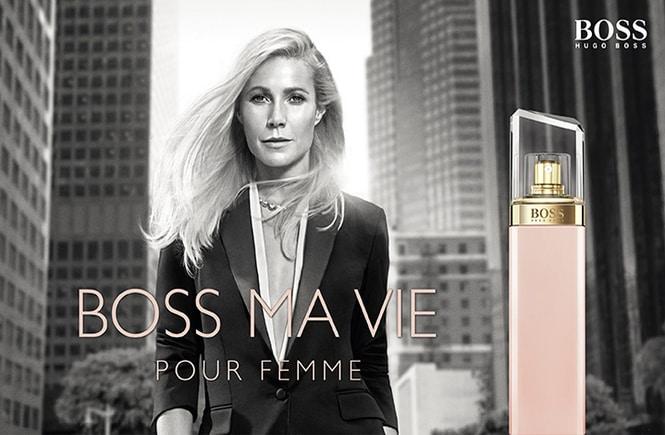 Resenha do perfume feminino Hugo Boss Ma Vie