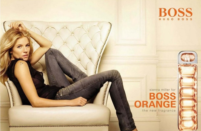 Resenha do perfume feminino Hugo Boss Orange