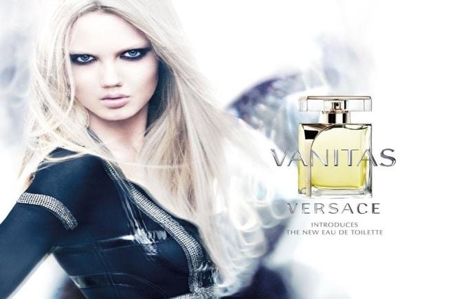 Resenha do perfume feminino Vanitas da Versace