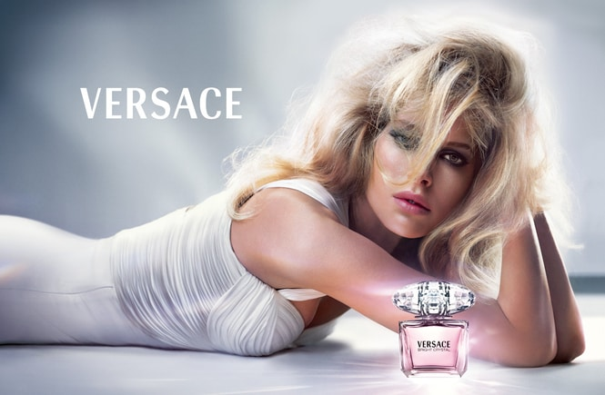 Resenha do perfume feminino Versace Bright Crystal