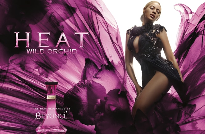 perfume feminino Heat Wild Orchid da Beyoncé