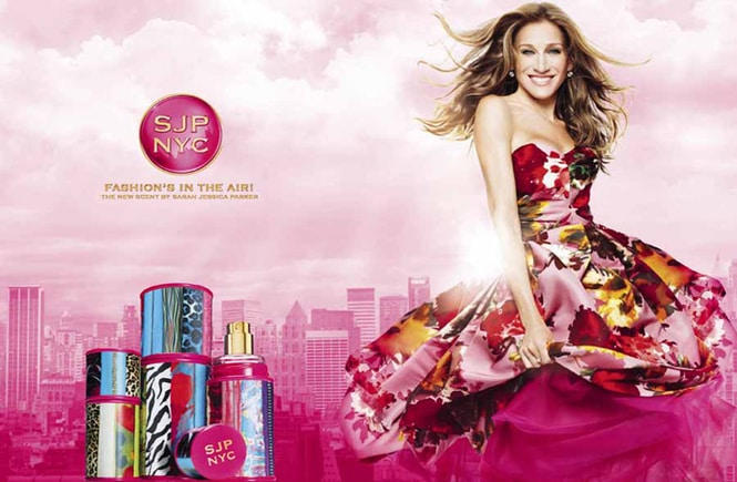 SJP NYC by Sarah Jessica Parker